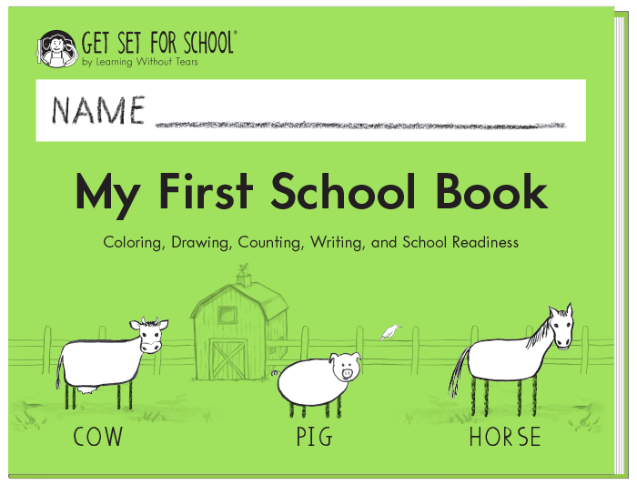 My First School Book
