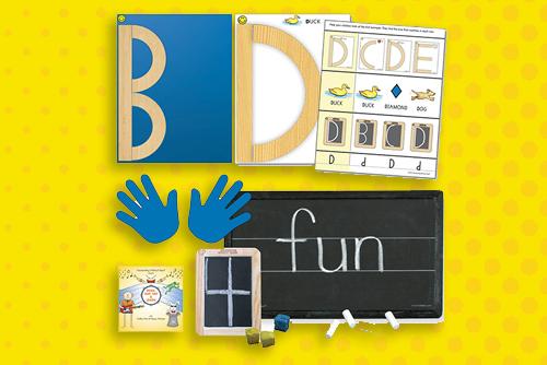 Kindergarten Classroom Kit