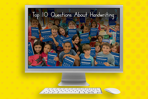 Top 10 Questions About Handwriting Webinar