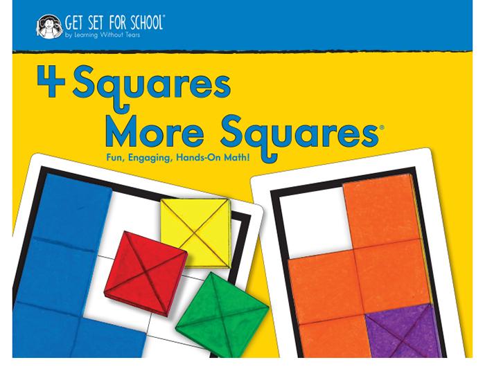 4 squares more squares