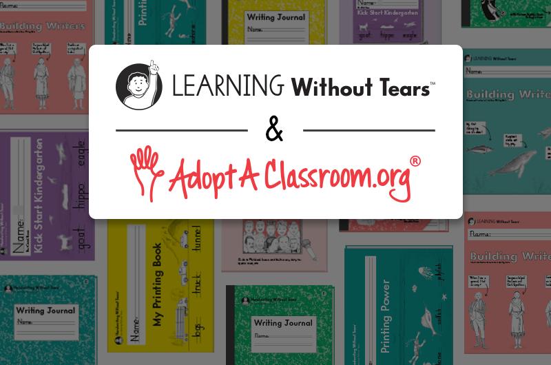 Adopt A Classroom