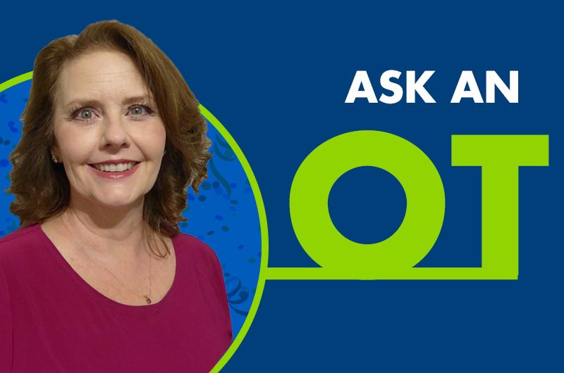 Ask an OT - August 2020