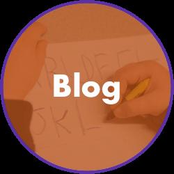 Blog circle homepage