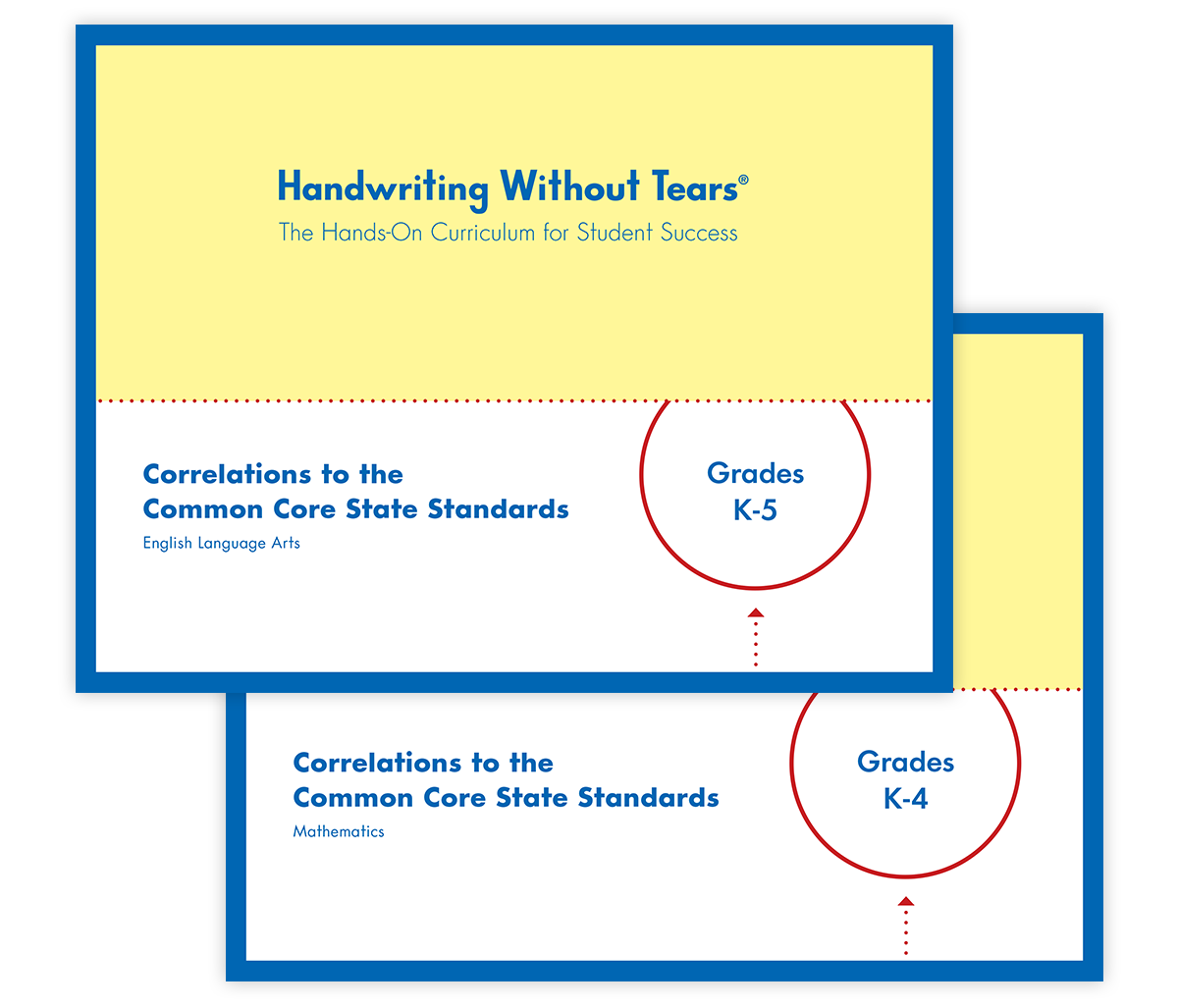 Handwriting Without Tears Correlations to State Standards ...
