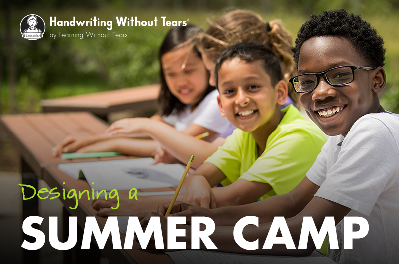 Summer Camp Blog Header