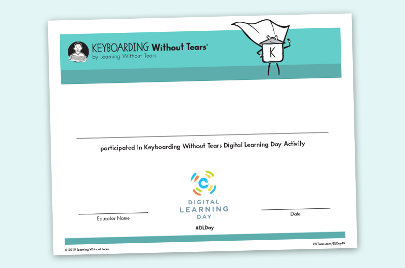 DIgital Learning Blob