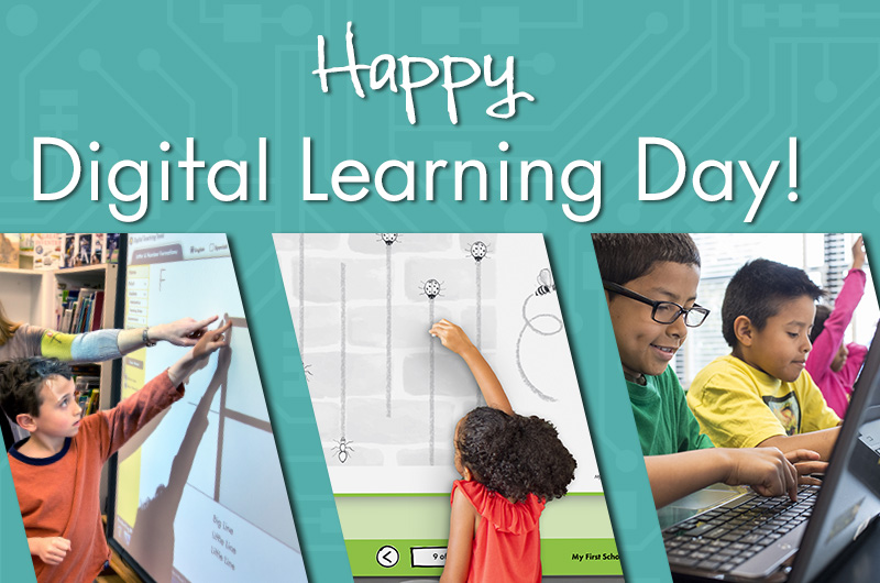 Digital Learning Day blog image