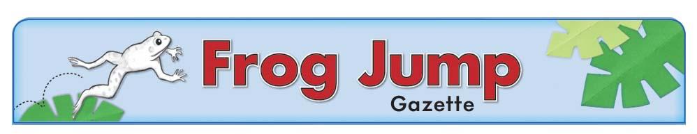 Frog Jump Gazette
