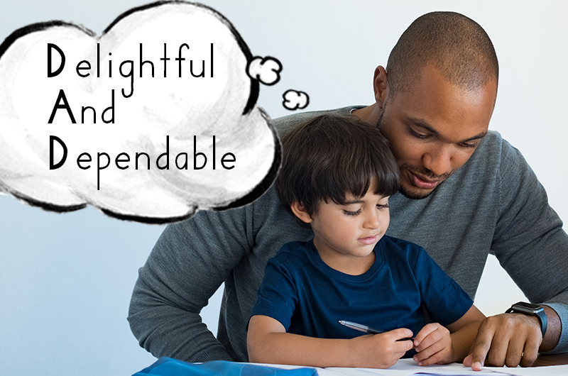 Father's Day blog header