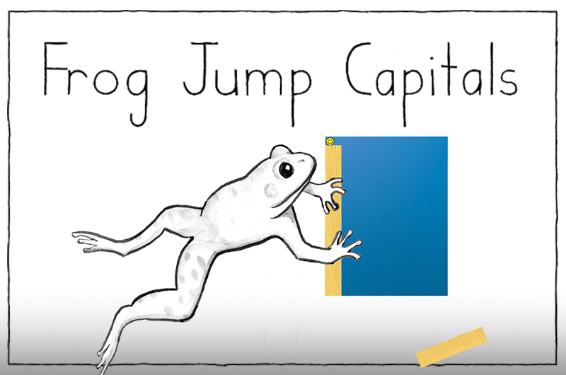frog jump day