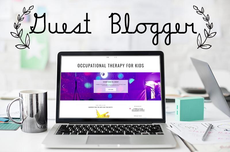 Guest Blog OT Kids