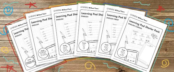 Learning Pod Starter Packs
