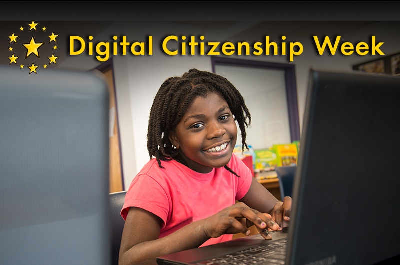Digital Citizenship Blog Header