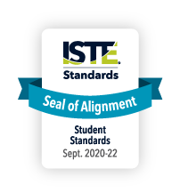 ISTE Seal of Alignment: Student Standards 2020-2022