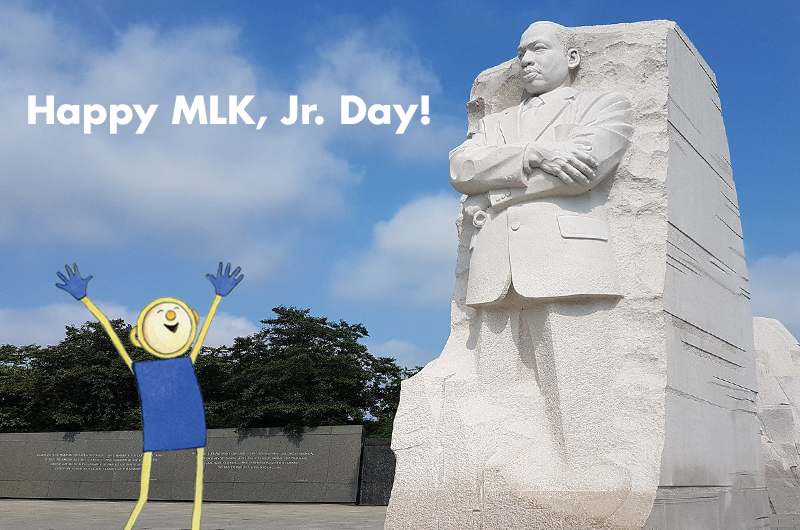 MLK day blog