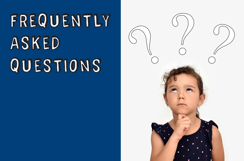 Frequently Asked Questions from our workshops