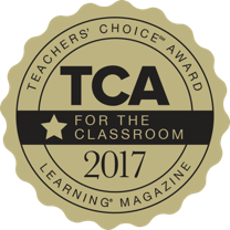 Teachers' Choice Award 2017