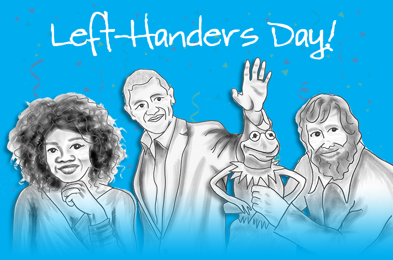 left hand day header