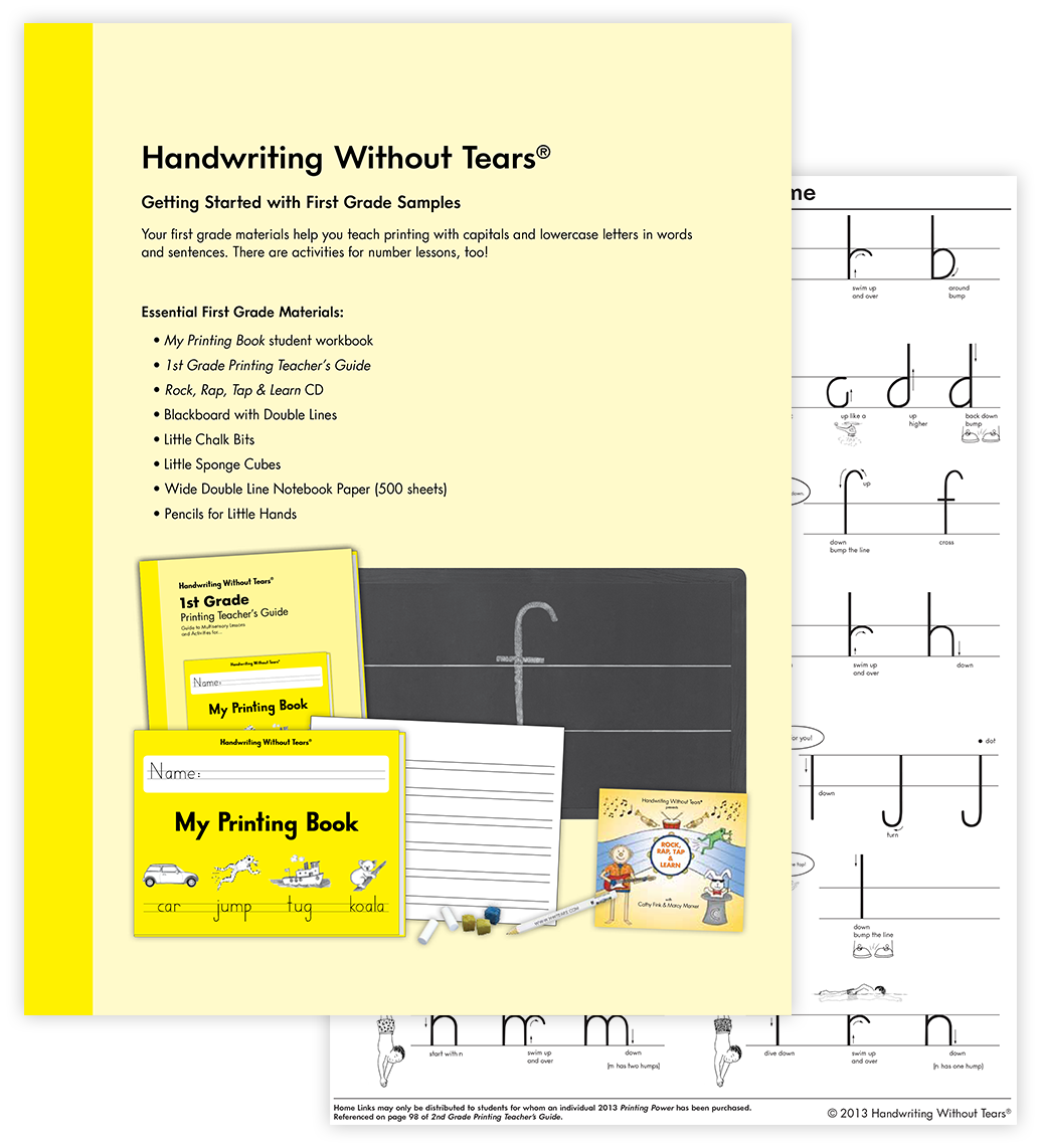 letter u0026 number formation charts learning without tears
