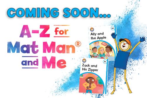 Mat Man A-Z promotion