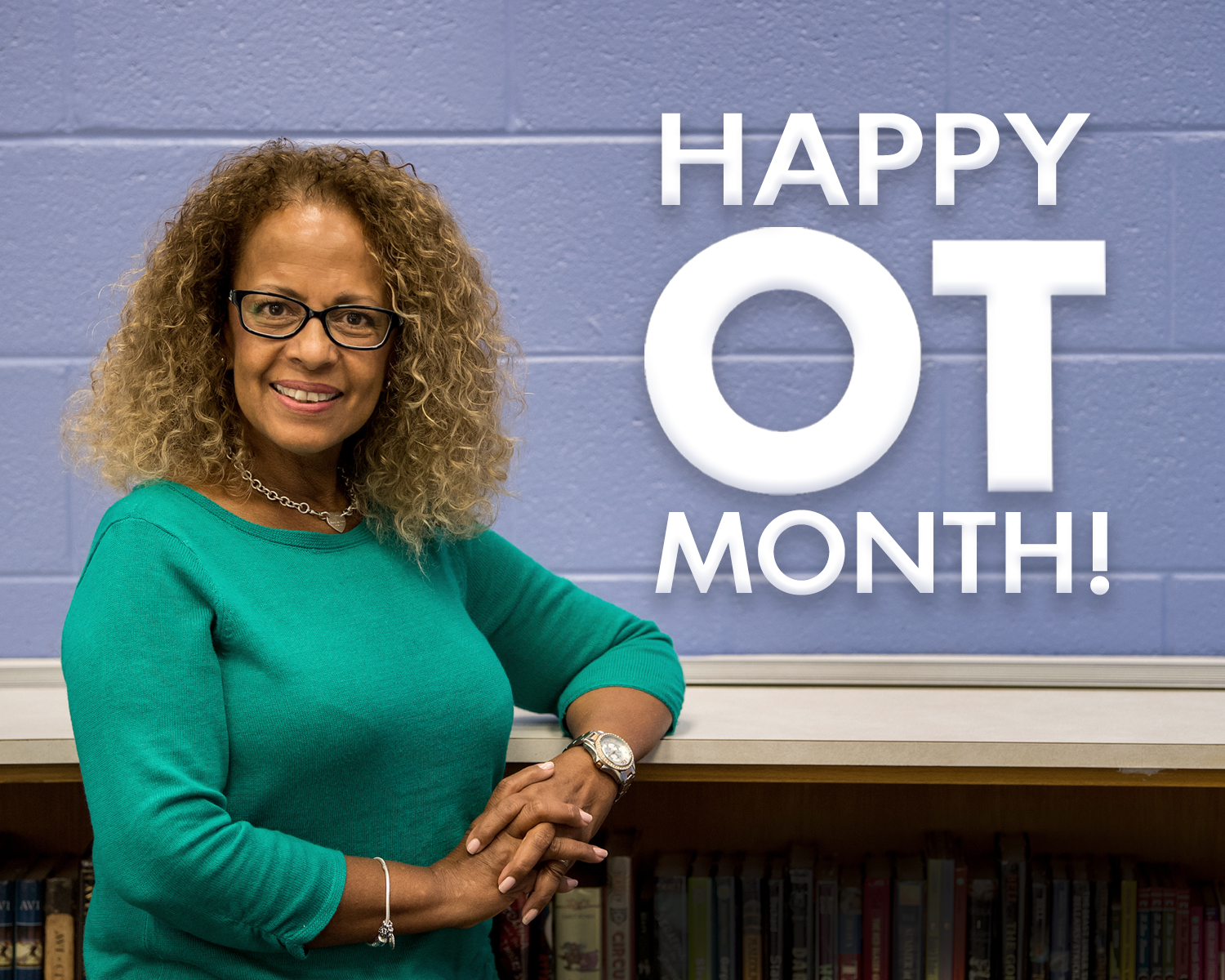 March 2019 OT month blog