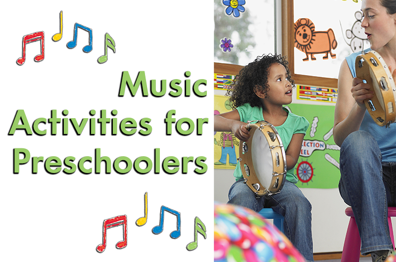 Music Activities for Preschoolers