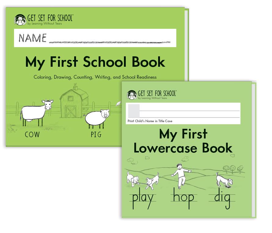 My First School Book Set
