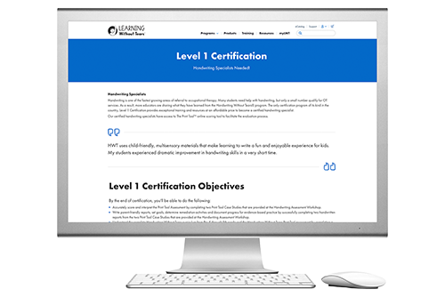 OT Level 1 Certification