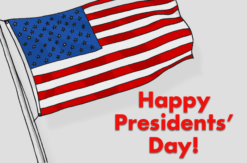 President's Day blog header