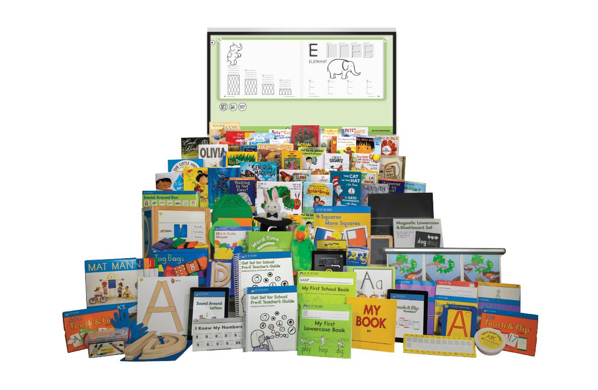 GSS Pre-K curriculum photo