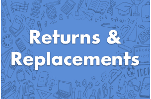 Returns & Replacements