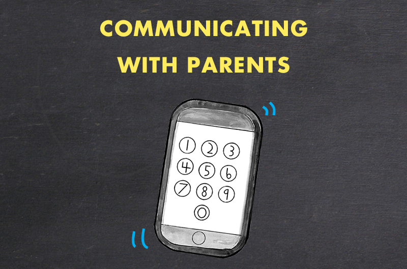 Teacher Parent Communication
