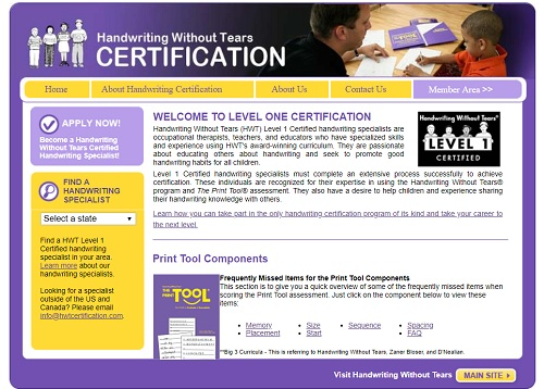 level 1 certification graphic