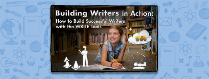 building writers infographic
