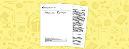 HWT Research Review
