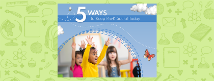 PreK Webinar resource