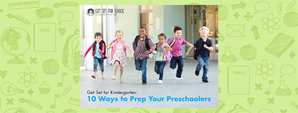 Get Set for Kindergarten resource image