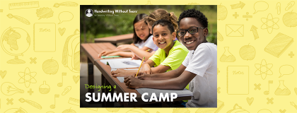 Summer camp webinar resource listing image