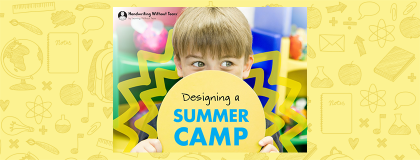 Summer camp tile