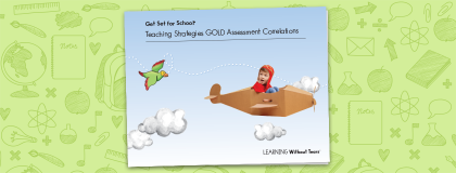 Teaching Strategies Gold Correlations